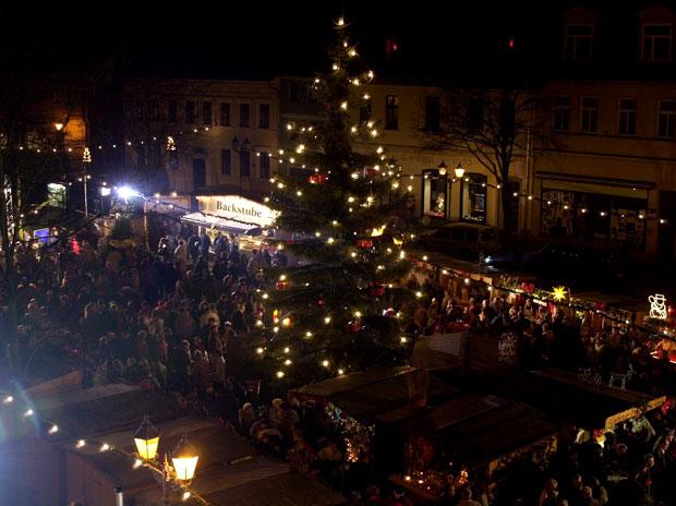 Weihnachtsmarkt Calbe