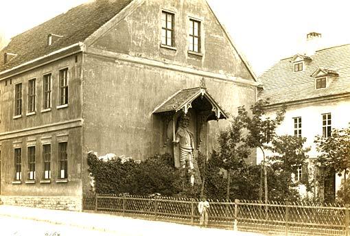 Calbenser Roland vor 1945