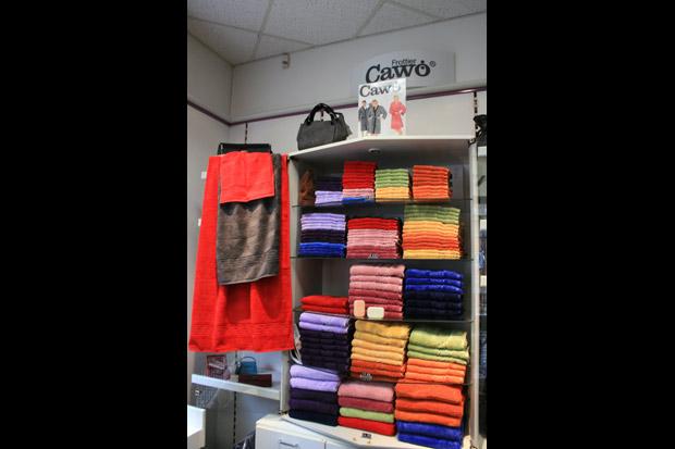 Frottier Handtücher von Cawo